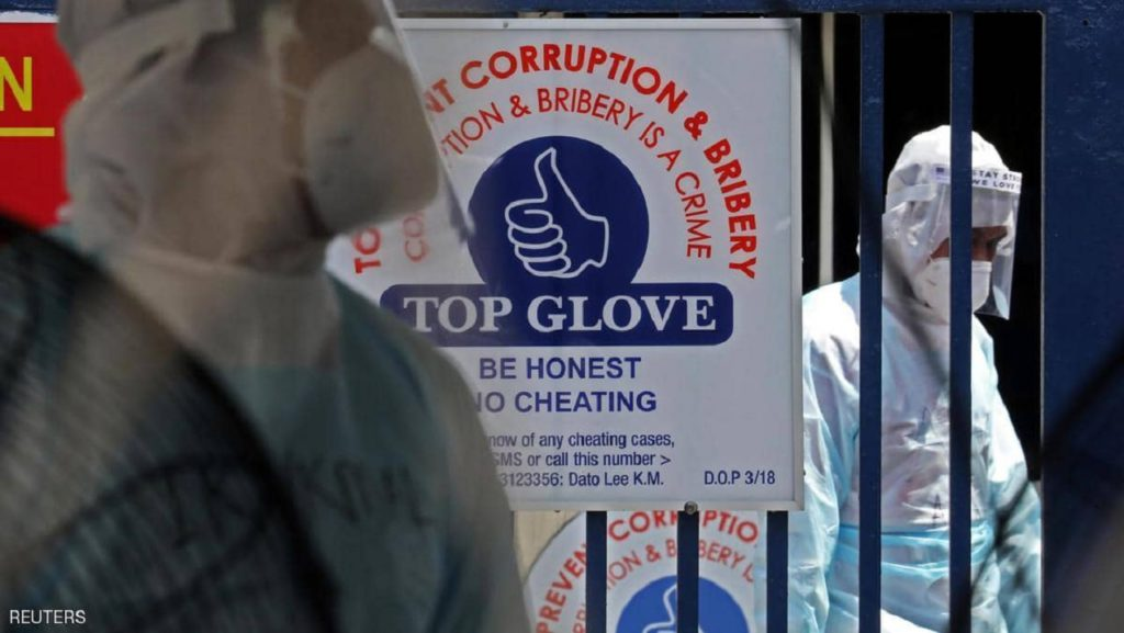 Covid-19 Teratai cluster linked to Top Glove workers has positive rate of 43 percent 1067 new confirmed cases today
