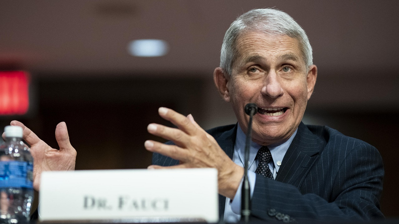 Fauci admits to masking after vaccination for the sake of optics, not science